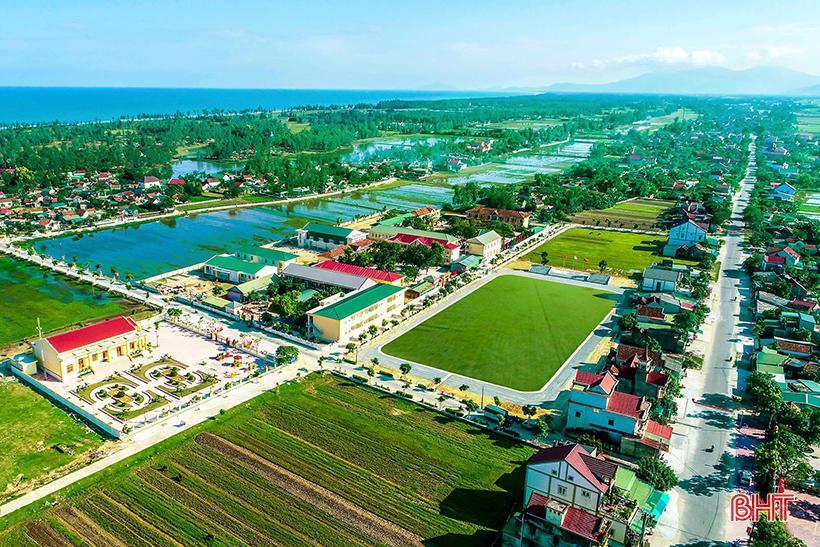 Một số giải pháp xây dựng tỉnh Hà Tĩnh đạt chuẩn nông thôn mới