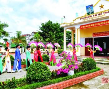 Phụ nữ Hà Tĩnh với phong trào phát triển kinh tế, xây dựng nông thôn mới