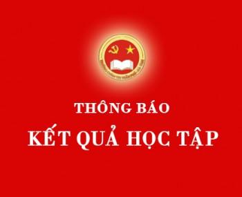 Lớp Trung cấp LLCT-HC K162 Thành phố Hà Tĩnh